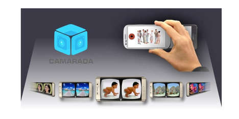 Camera-Syncing VR Apps - VR Video App Camarada is Making VR Content More Accessible to Consumers