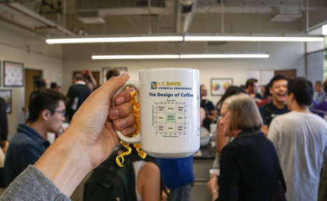 Caffeinated College Courses - 'The Design of Coffee' is a Chemical Engineering Course at UC Davis