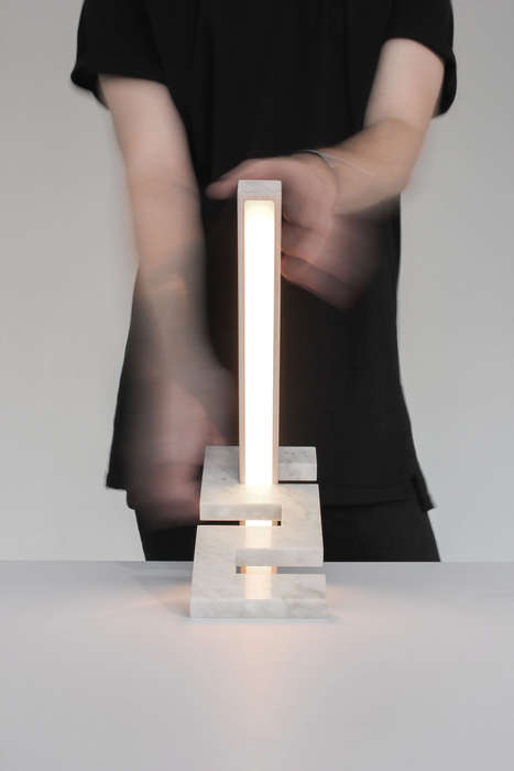 Puzzling Lamp Fixtures - The Ess Lite Has a Modular Frame That Offers Limitless Configurations