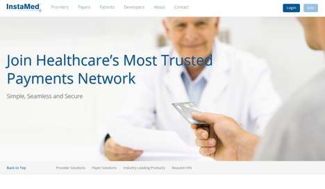Mobile Healthcare Payment Systems - InstaMed Offers Omnichannel Payment Solutions for Healthcare