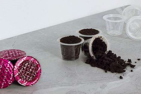 Biodegradable Coffee Pods - CRU Kafe Offers Guilt-Free, Nespresso-Compatible Single-Serving Pods