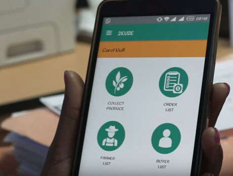 Cashless Crop Payments - Mastercard's '2Kuze' App Delivers Faster Payments to Farmers