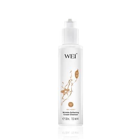 Wrinkle-Reducing Cleansers - Wei Beauty's Anti-Aging Cleanser Boasts Antioxidant-Rich Honey