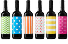 Youthfully Graphic Wine Bottles - 'Celler Masroig' Offers Non-Traditional Wine Products