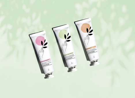 Paint Tube-Inspired Lotions - These Hand Creams by L'apothiquaire Emphasize Natural Ingredients