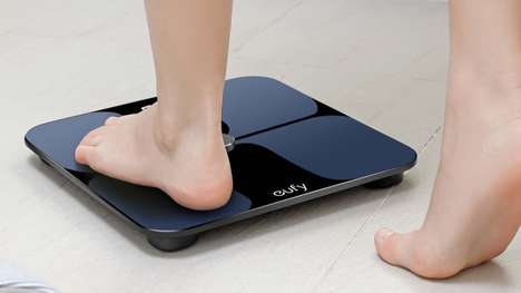 Holistic Smart Body Scales - Anker Recently Launched a Smart Scale for Full-Body Health