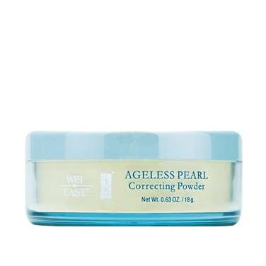 Anti-Aging Pearl Powders - Wei East's Ageless Correcting Powder Balances and Perfects Skin