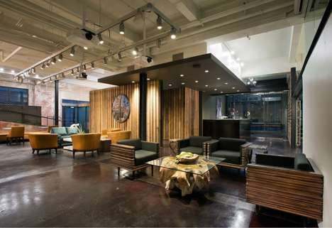 Non-Corporate Office Designs - The BP Lower 48 Office Was Designed to Attract Younger Employees