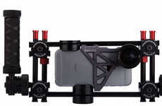Stabilized Smartphone Gimbals