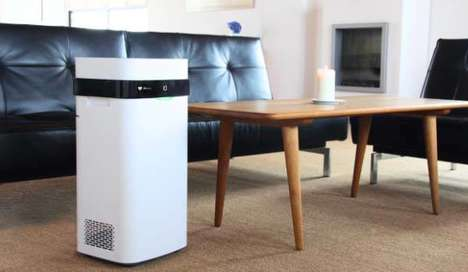 Reusable Filter Air Purifiers - The 'Airdog X5' Indoor Air Purifier Has a Filter That's Washable