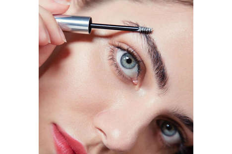 Nourishing Transparent Brow Gels - The Glossier Boy Brow Gel is Now Available in a Clear Formula