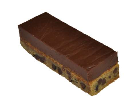 Fudge-Cookie Hybrids - The 'Fookie' Fuses a Top Layer of Fudge to a Cookie Base