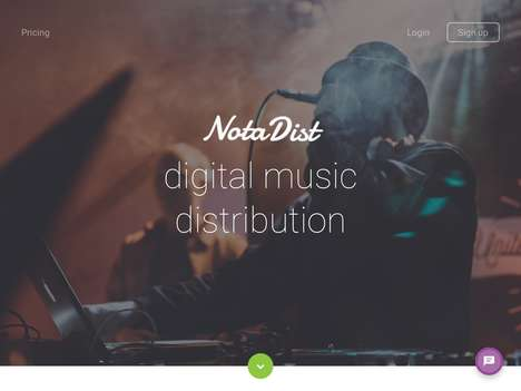 Digital Music Distribution Platforms - 'NotaDist' is a New Platform for Independents and Labels
