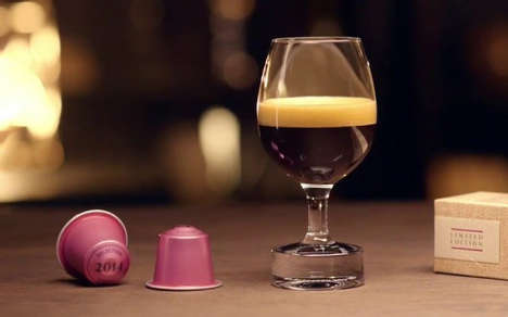Aged Colombian Coffee Pods - Nespresso Has Unveiled Limited-Edition Aged Coffees for its Machines