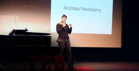 Redefining Motherhood - Andrea Newberry Encourages Self Confidence in Her Talk on Motherhood