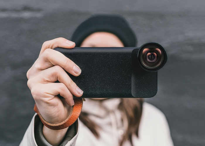 Charging Photography Smartphone Cases