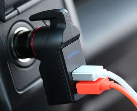 Escape Tool Car Chargers