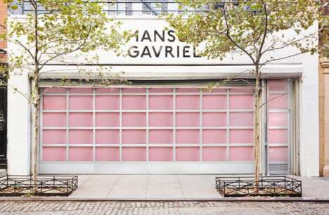 Designer Brand Candy Shops - The Mansur Gavriel Candy Shop Will Offer Leather Bags and Sweet Treats