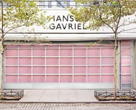 Designer Brand Candy Shops