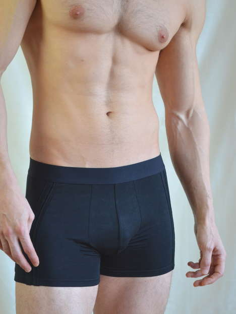 Sustainable Bamboo Boxers - Buddha Boxers Offers Eco-Friendly Underwear Options for Men