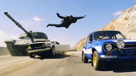 Live Stunt Driving Shows - 'Fast & Furious Live' is an Arena Show Based on the Movie Franchise