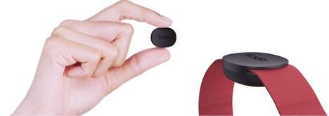 Digital Fan Engagement Trackers - The Nada Wearable Lets Event Organizers Track Crowd Reactions