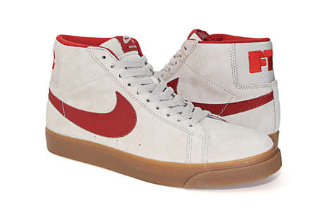 San Francisco-Inspired Sneakers - FTC Recently Released Its Own Take on the Nike SB Blazer Model