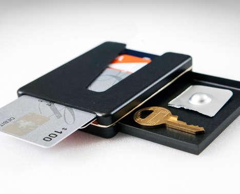 Versatile Storage Wallets