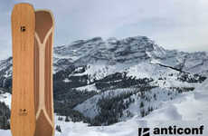 Environmentally Sustainable Snowboards