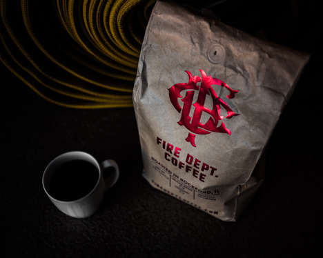 Emergency Service Coffee - Fire Dept. Coffee Donates a Portion of Sales to Emergency Services