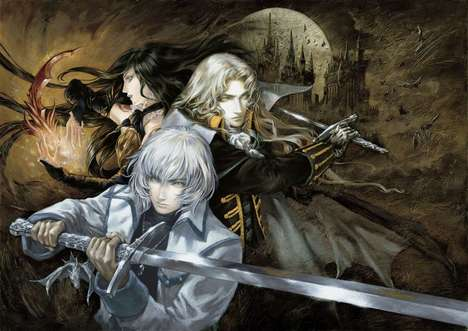 Fantasy Game TV Shows - Netflix's Castlevania will Debut Later This Year