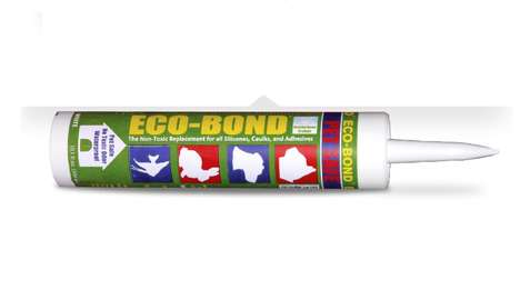 Waterproof Pet-Safe Glues - Eco-Bond's Non-Toxic Formula is Perfect for Birdhouses and Pet Products