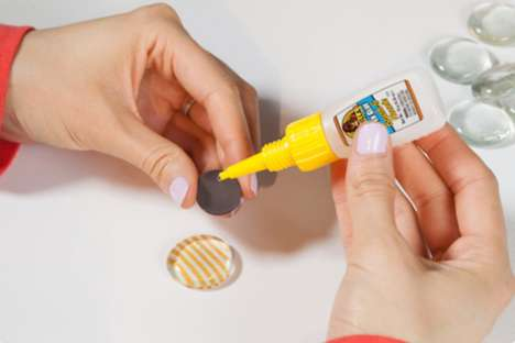 Dual-Ended Glue Applicators - The Gorilla Super Glue Brush & Nozzle is Made for Control and Accuracy