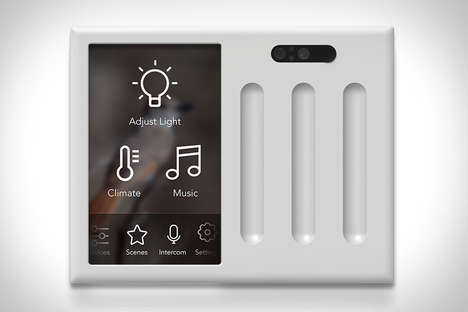 Connected Lighting Controls - The 'Brilliant' Smart Home Control Switch Offers Innovative Features