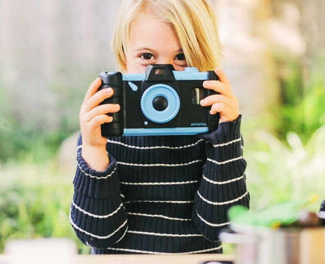 Old Smartphone Photography Toys