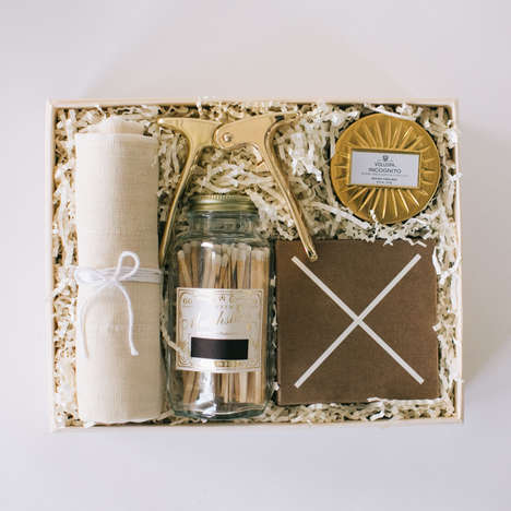 Curated Gift Sets - BoxFox is a Gift Service That Offers Prepackaged and Personalized Kits