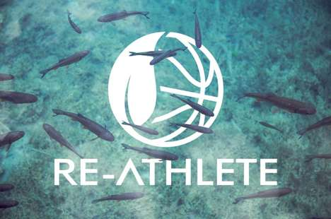 Upcycled Eco Athleticwear - Re-Athlete Makes Recycled and Socially Fair Sportswear