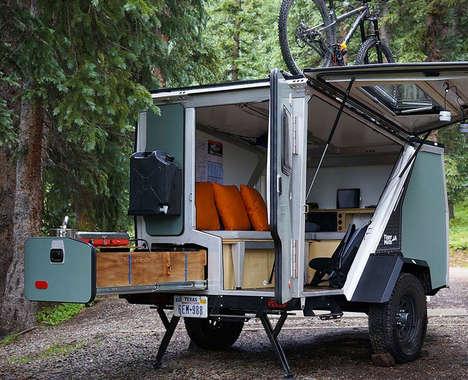 Versatile Camping Trailers