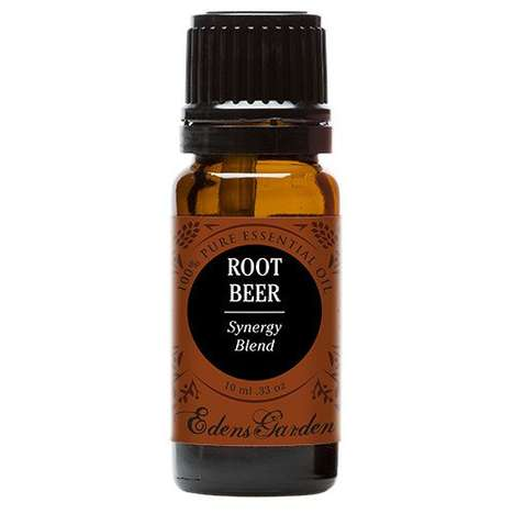 Soda-Inspired Essential Oils - This Blend of Essential Oils from Edens Garden Reminds of Root Beer