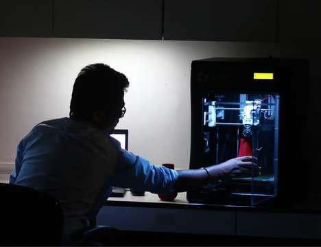 Affordable Desktop 3D Printers - The 'Indie' Precision 3D Printer is Reliable and Versatile