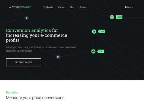 Online Store Profit Platforms - 'PriceOptimizer' Measures the Profits of an eCommerce Store