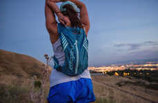Hydrating Trail Running Packs