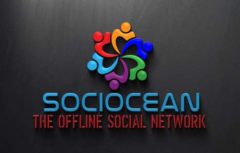 Offline Commuter Networks - 'Sociocean' is an Offline Social Network for Commuters