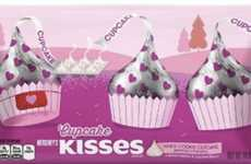 Cupcake-Flavored Chocolates