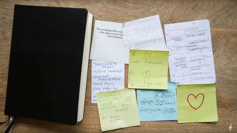 Analog Organizational Systems - The Bullet Journal System Offers a Quicker Way to Stay Organized