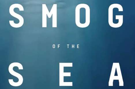 Musician-Produced Pollution Films - The Film 'Smog of the Sea' Was Created by Jack Johnson