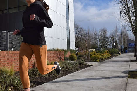 Fleece Waterproof Pants - MINIM Pants are Suited for All Weather Conditions and Athletic Activities