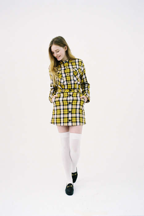 90s Film-Inspired Fashion - The New Collection from Kirsh Features Looks from Clueless and More