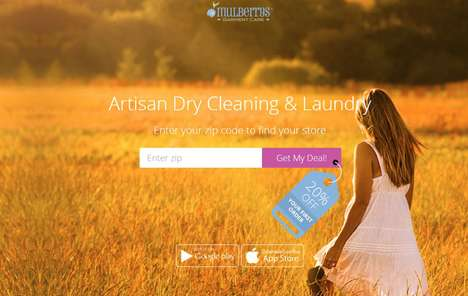 On-Demand Laundry Services - Mulberry's Laundry Offers Service in Minnesota and the Bay Area