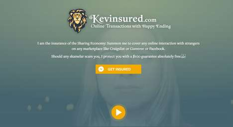 Product-Insuring Chatbots - Kevinsured Insures Items Bought on Sharing Economy Sites